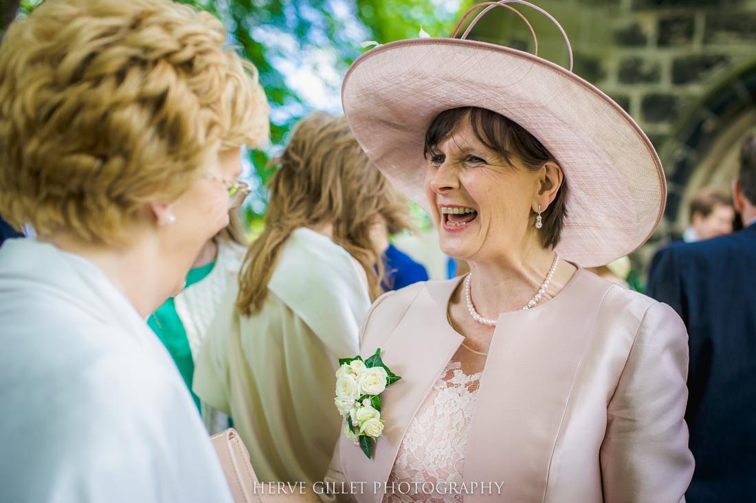 groom's mother