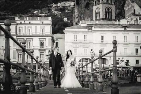 Amalfi Coast Video Poster