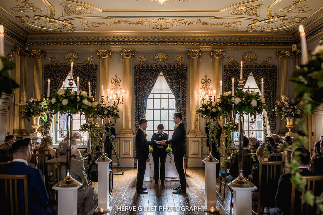 Civil Partnership Wedding Photography Herve Photography