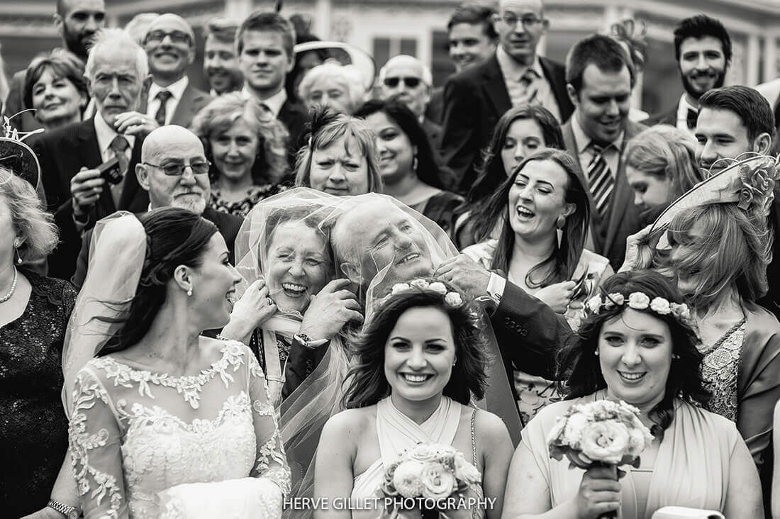 Group Wedding Photography Herve Photography