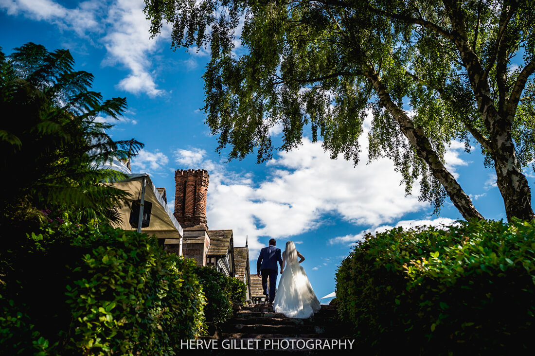 Hillbark Hotel Wedding Photography Herve Photography