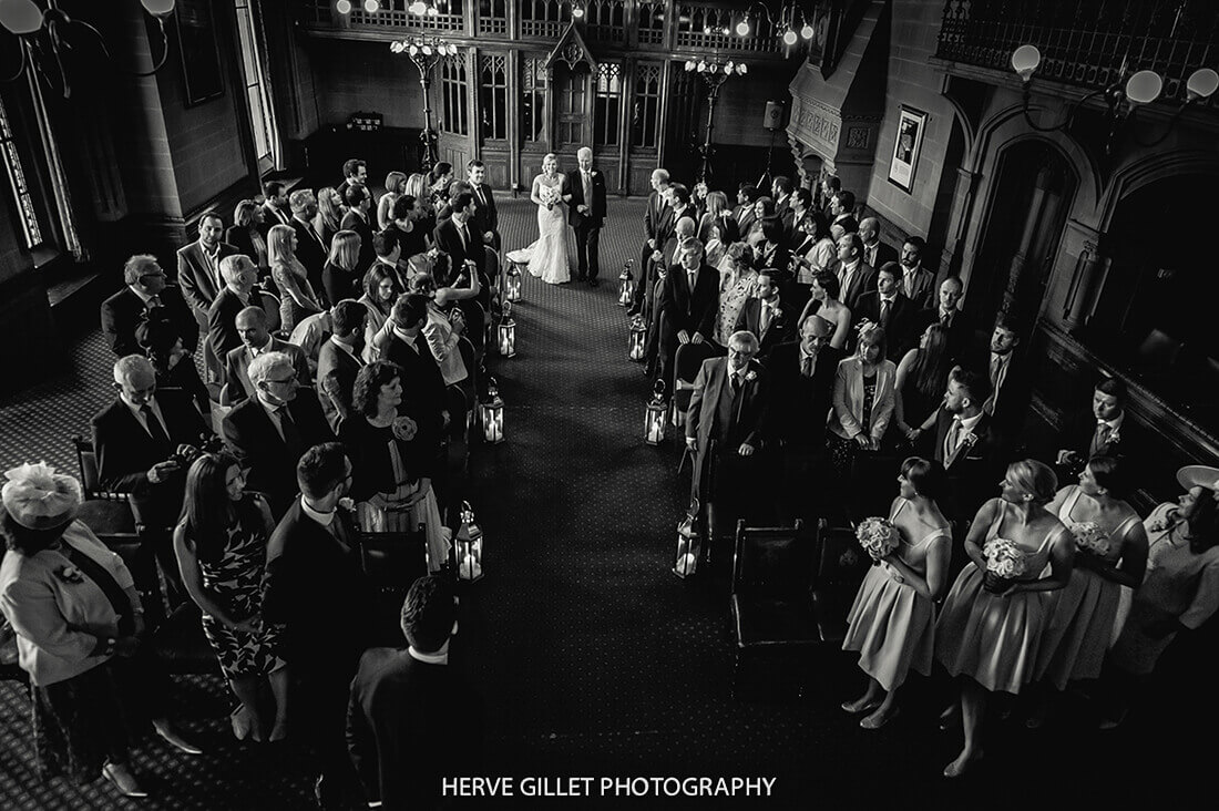 Manchester Town Hall Wedding Photography Herve Photography