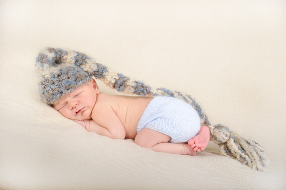 New Born Baby Finley Herve Photography