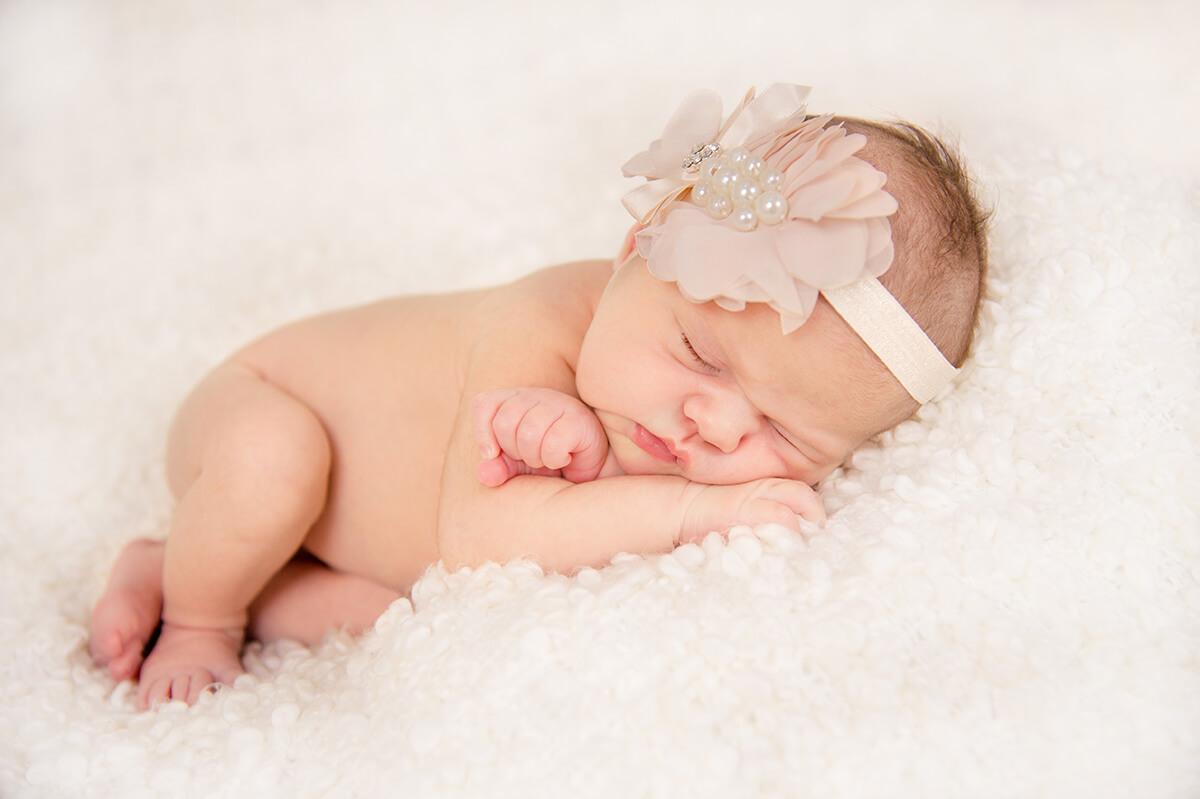 New Born Baby Girl Herve Photography