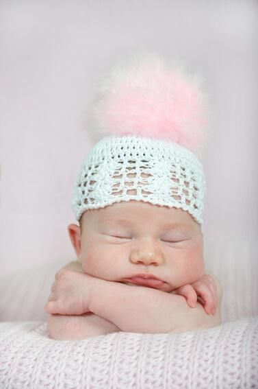 New Born Baby Izzie Herve Photography