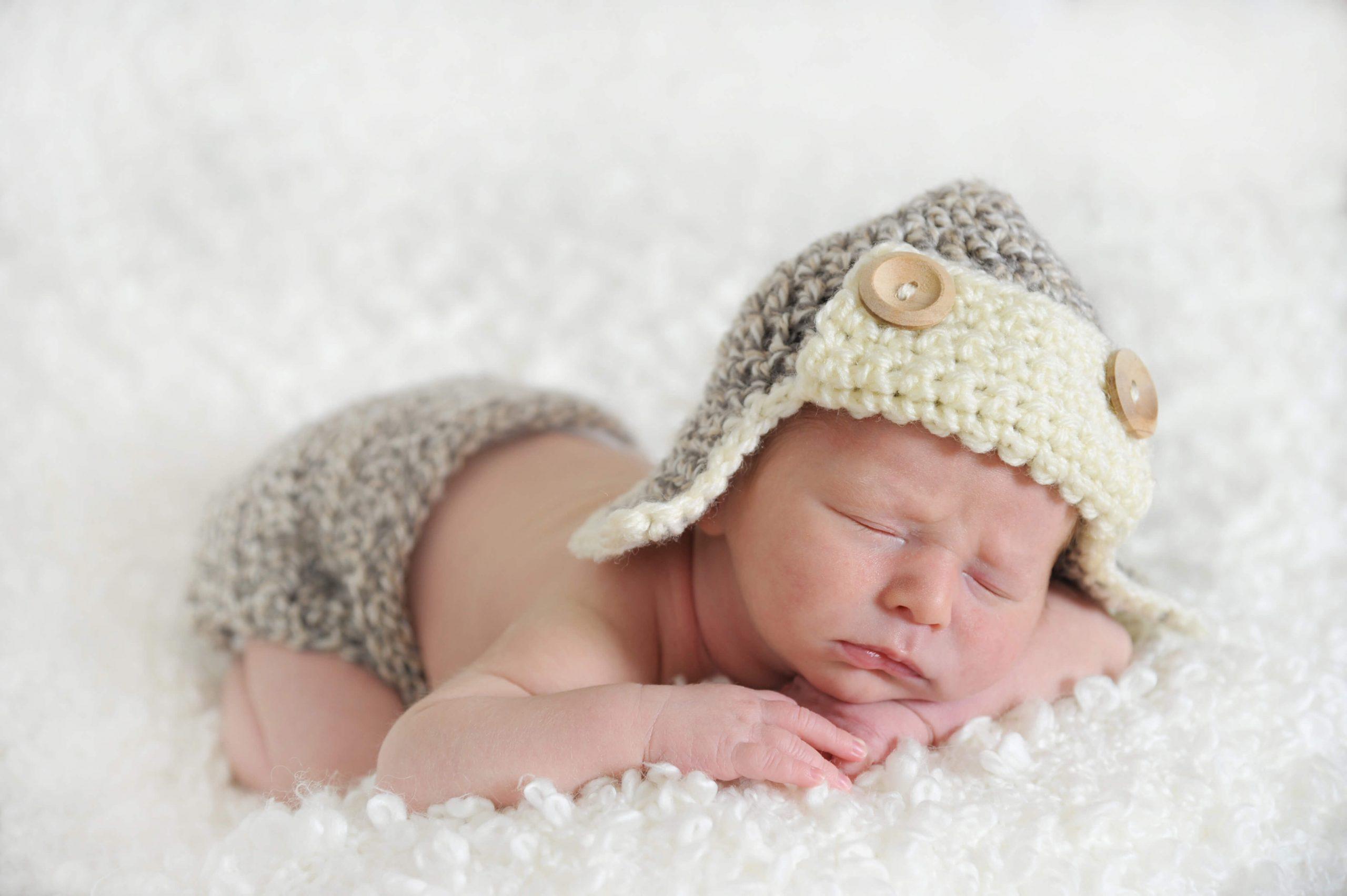 New Born Baby Lenon Herve Photography