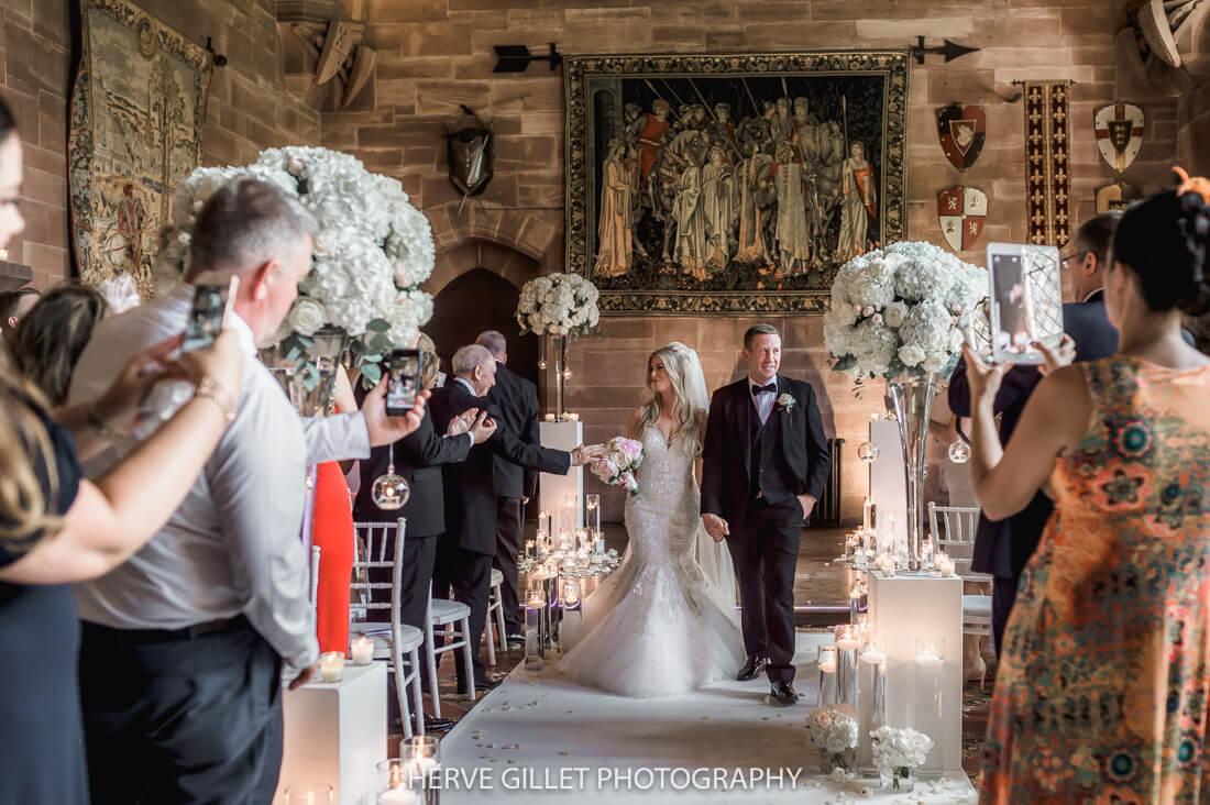 Peckforton Castle Wedding Photography Herve Photography