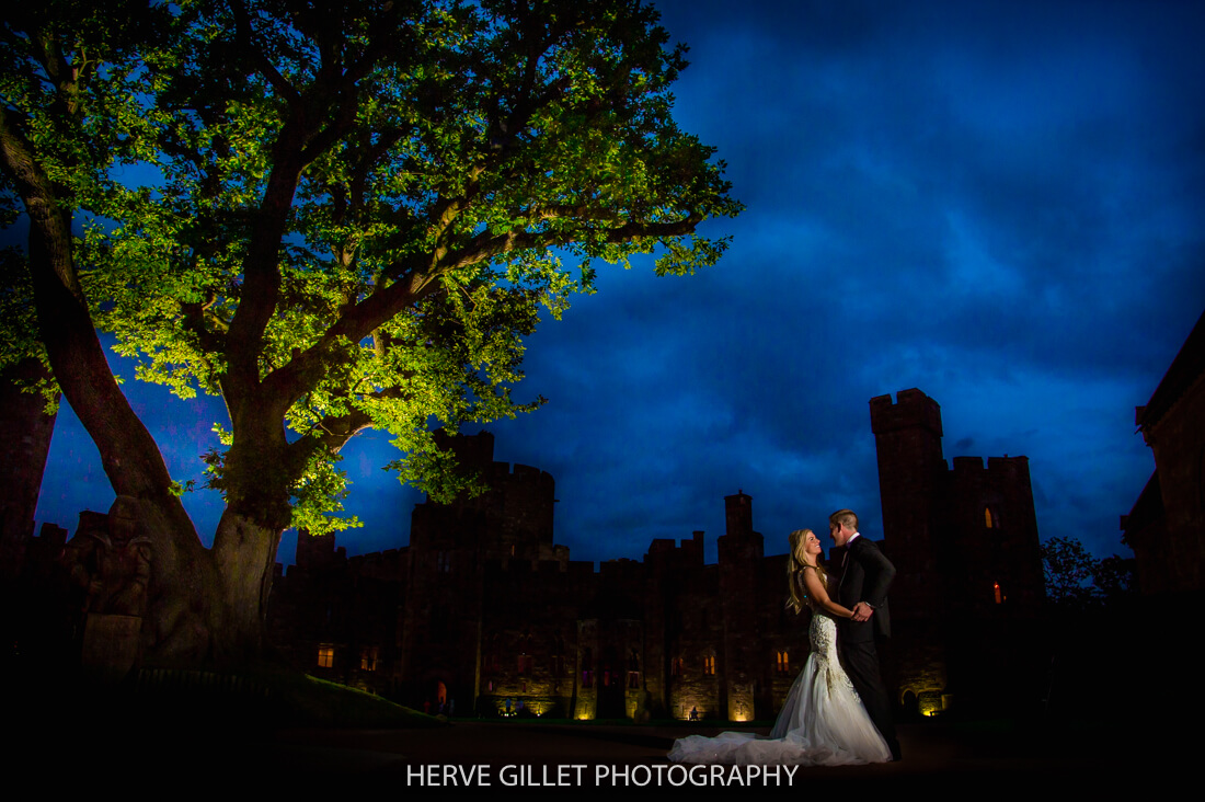 Peckforton Castle Wedding Photography Herve Photography