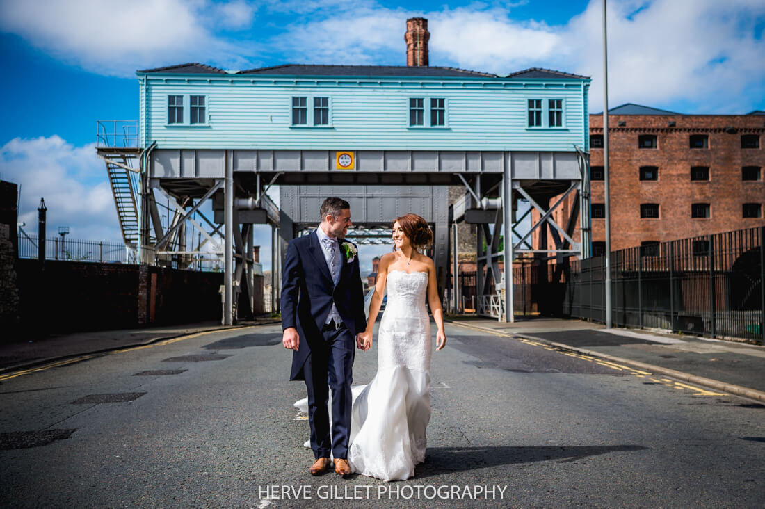 Titanic Hotel Wedding Photography