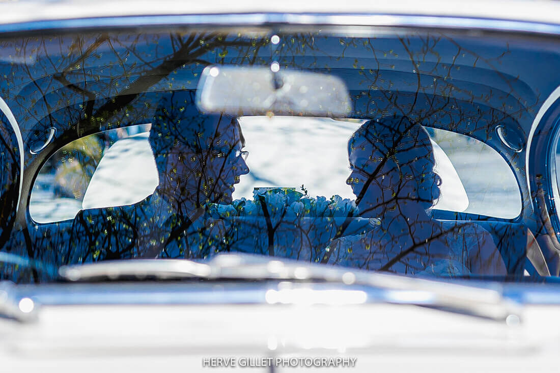 Wedding Car Wedding Photography Herve Photography