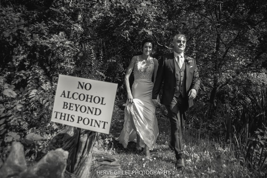 Oak Tree Of Peover Wedding Photography 043